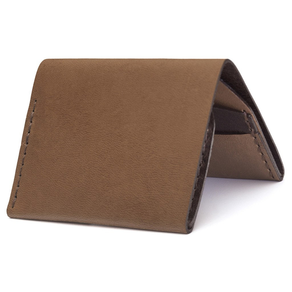 Ezra Arthur No. 4 Wallet | Whiskey