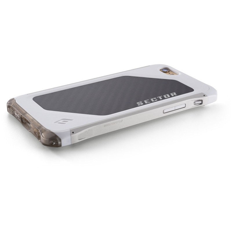 ElementCase Sector iPhone 6 Case Alpine White