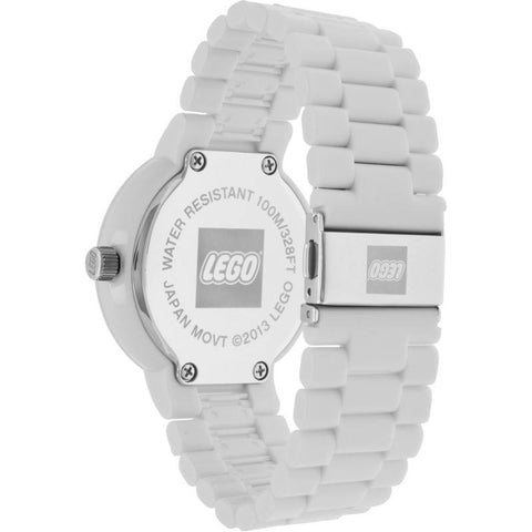 LEGO Skull Adult Watch | White
