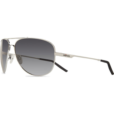 Revo Eyewear Windspeed Chrome Sunglasses | Graphite RE 3087 03 GGY