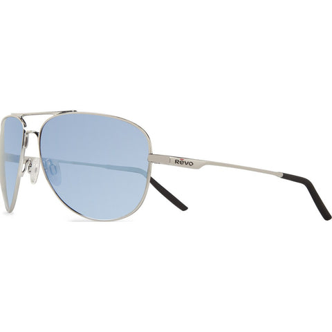 Revo Eyewear Windspeed Chrome Sunglasses | Blue Water RE 3087 03 BL