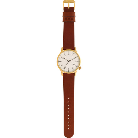 Komono Winston Regal  Watch | Chestnut-KOM-W2263
