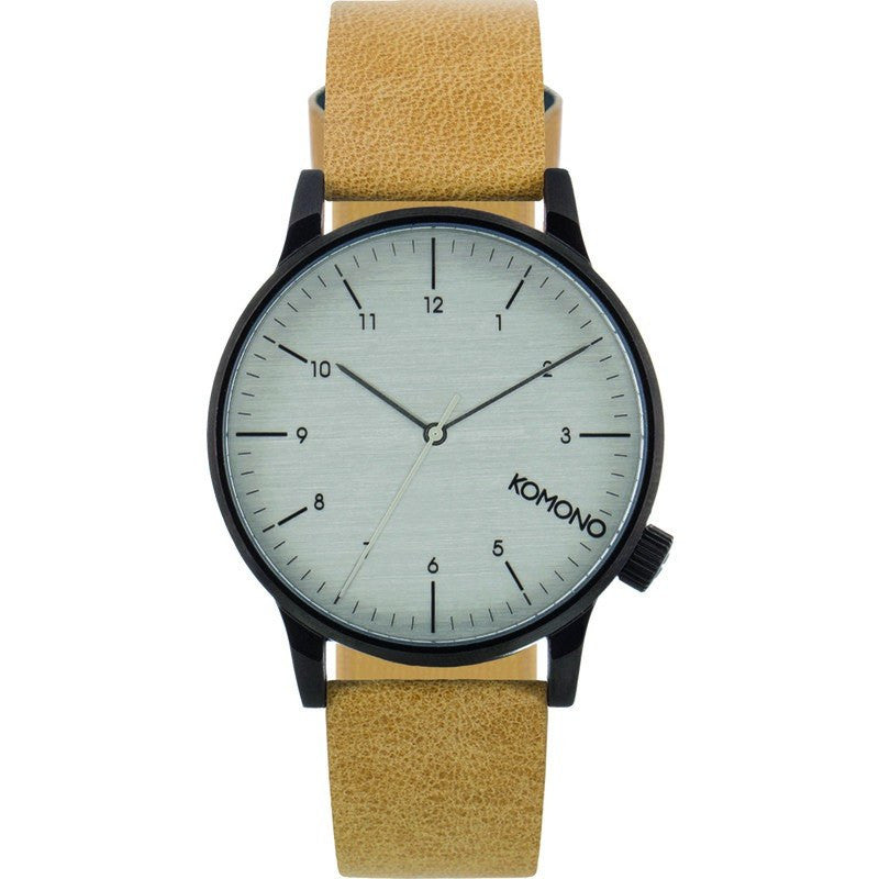 Komono Winston Regal Watch | Camel W2259