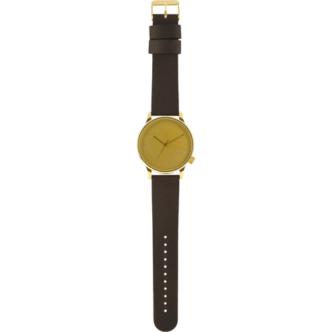 Komono Winston Watch | Gold KOM-W2001