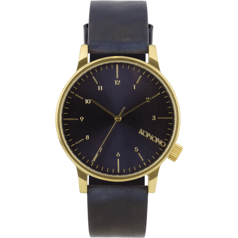 Komono Winston Regal Watch | Blue KOM-W2251