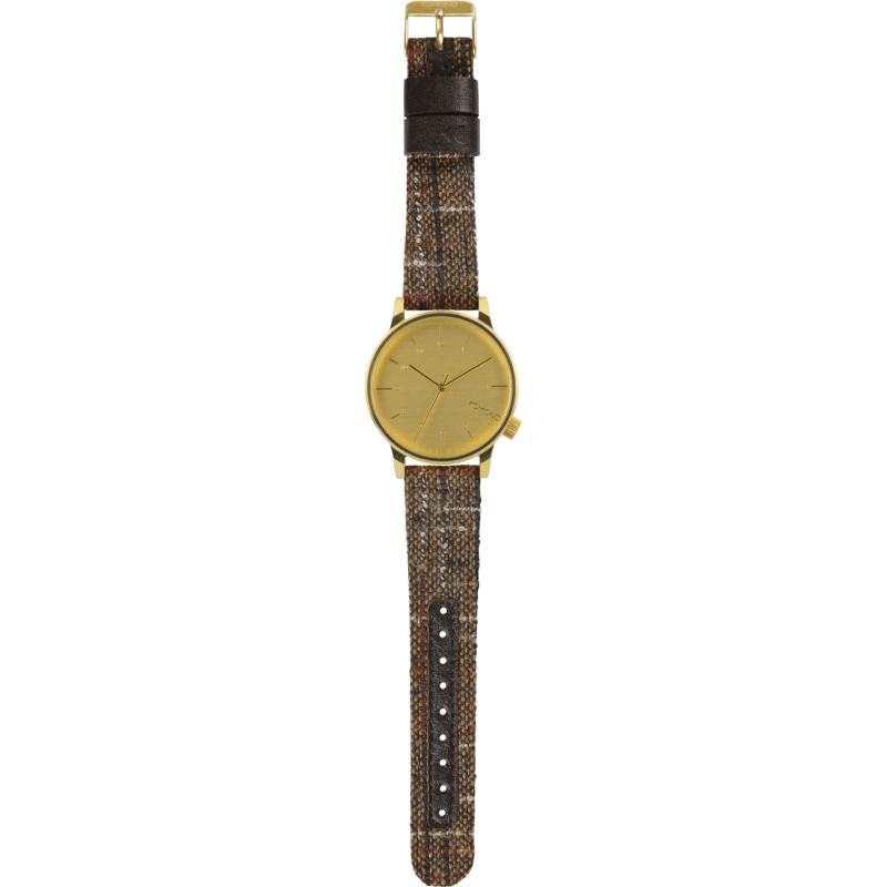 Komono Winston Tweed Watch | Brown KOM-W2301