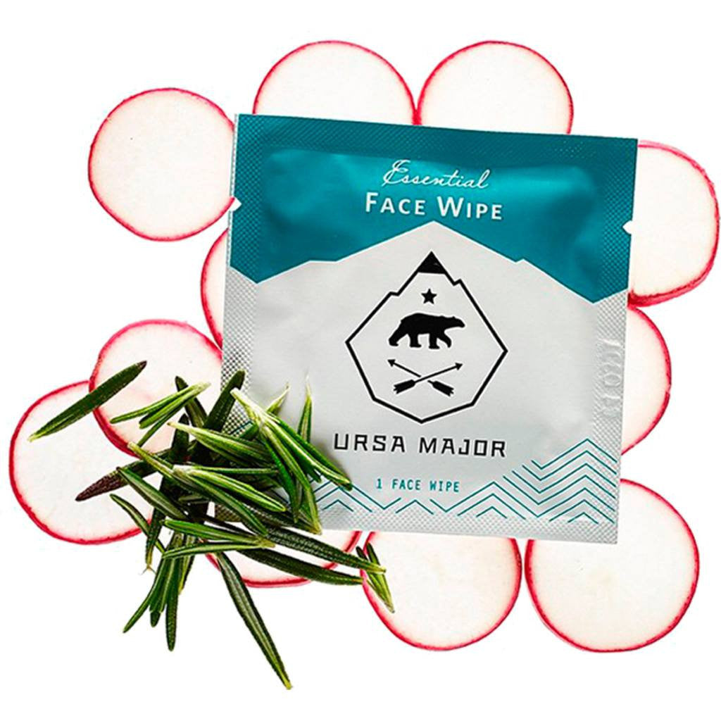 Ursa Major Essential Face Wipes | 20 Pack 3066