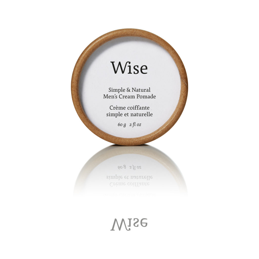 Wise Red Maple Cream Pomade | Refill Container 60 ml CRR