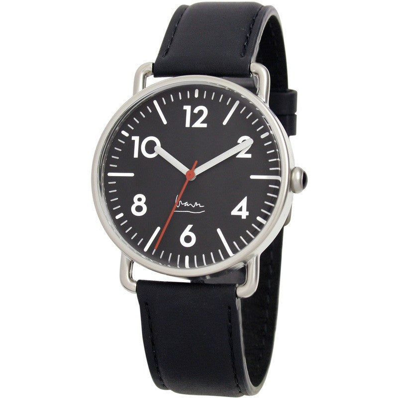 Projects Watches Michael Graves Witherspoon Watch | Black