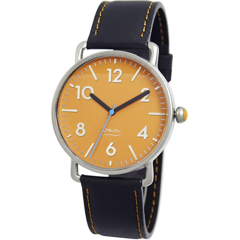 Projects Watches Michael Graves Witherspoon Watch | Orange
