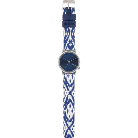 Komono Wizard Print Series Watch | Batik Blues