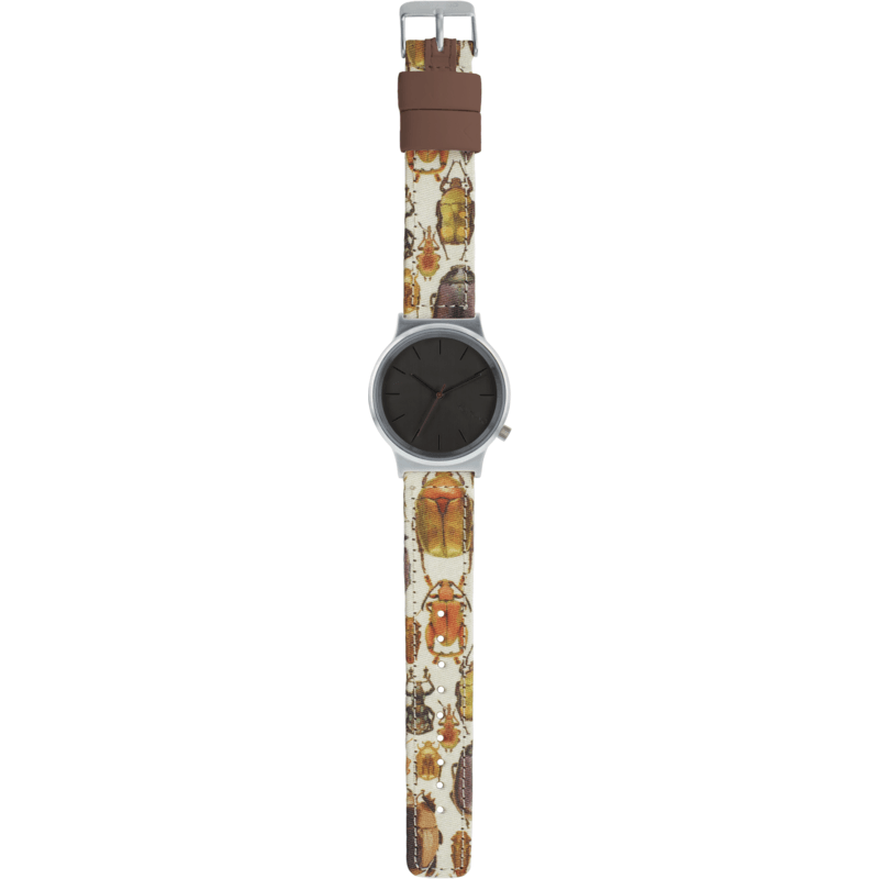 Komono Wizard Print Watch | Entomology KOM-W1831