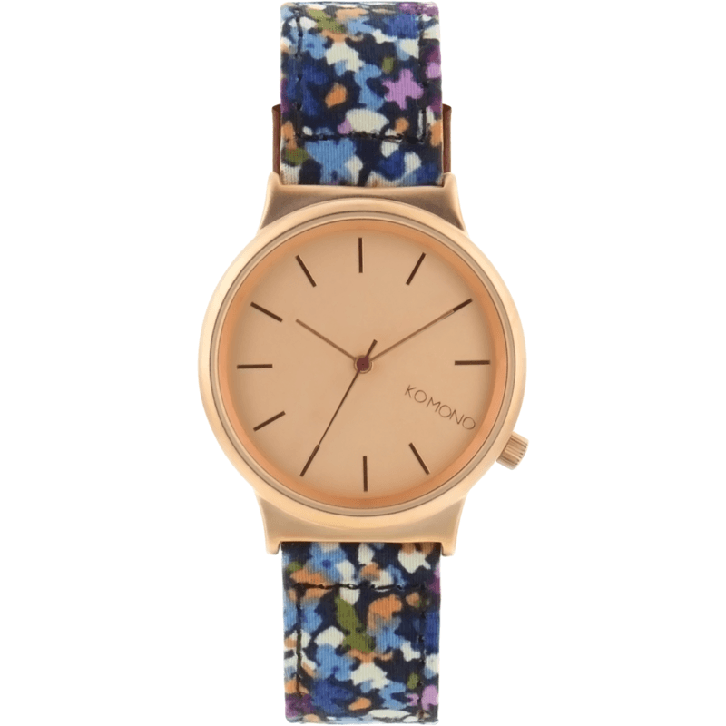 Komono Wizard Print Watch | French Garden KOM-W1825