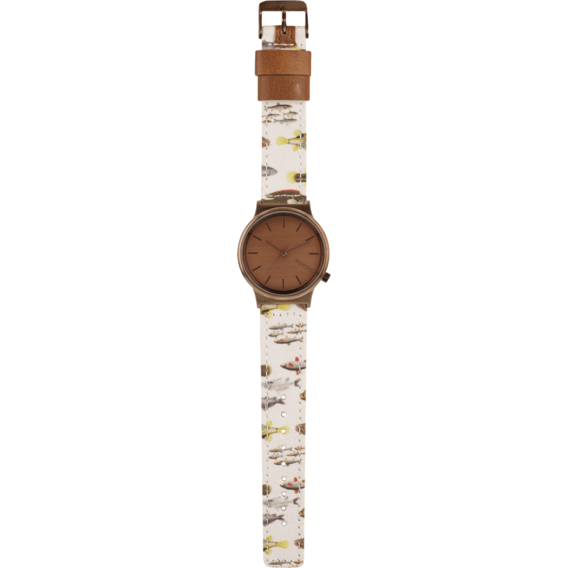 Komono Wizard Print Watch | Ichtyology KOM-W1826