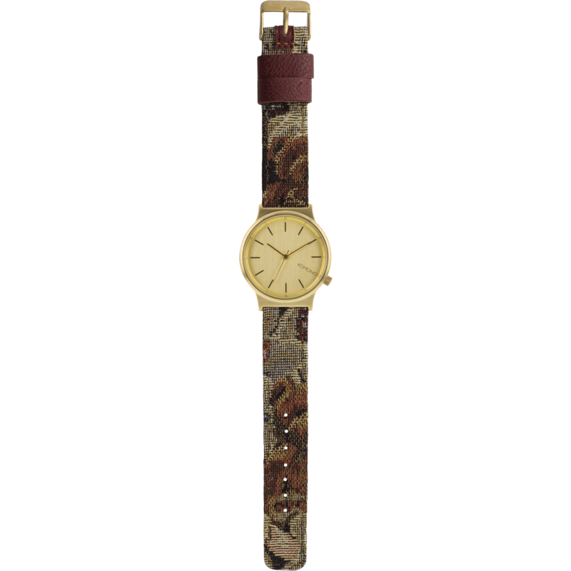 Komono Wizard Print Watch | Teddy KOM-W1830