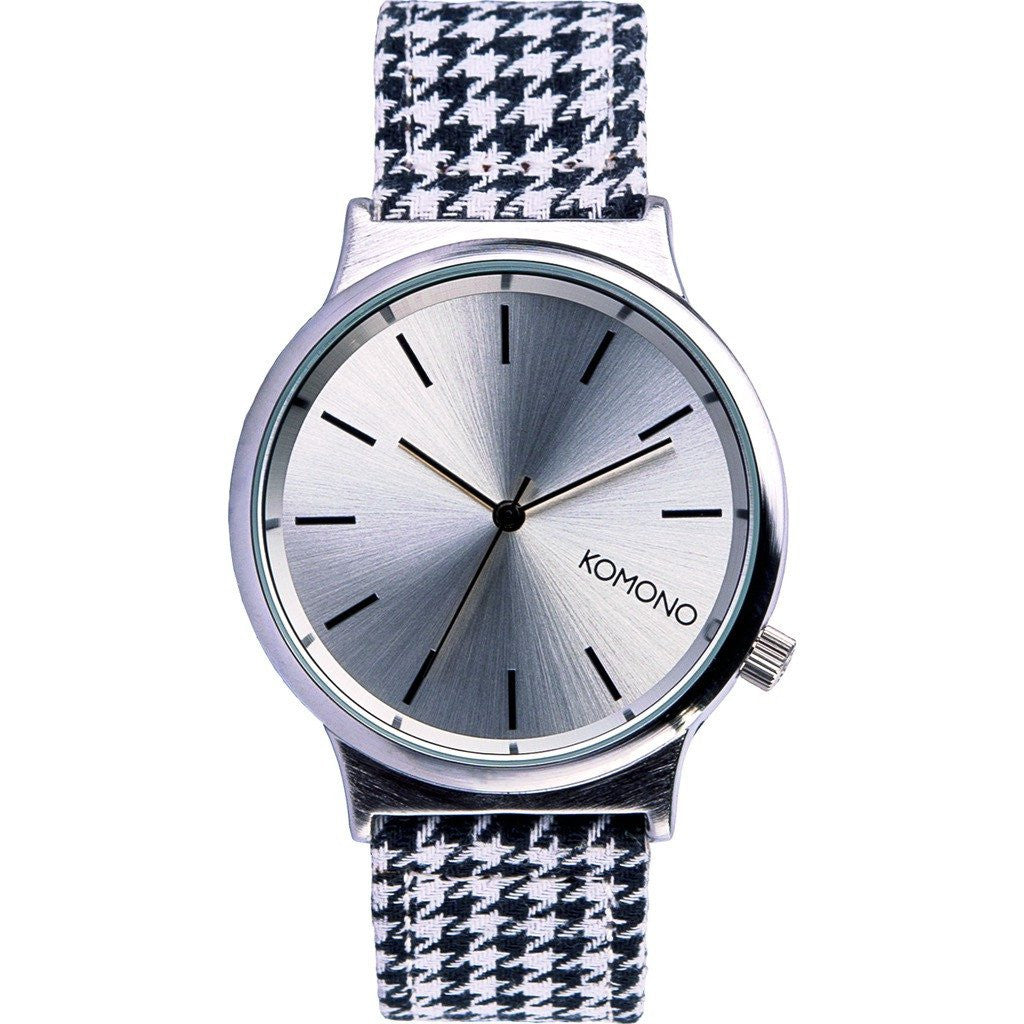 Komono Wizard Heritage Watch | Houndstooth