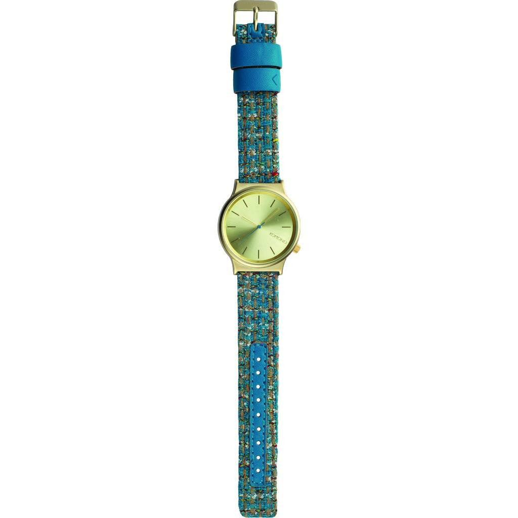 Komono Winston Heritage Watch | Teal