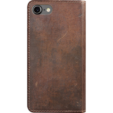 Nomad Folio Case for iPhone 7 |  Horween Brown Leather case-i7-folio-brn