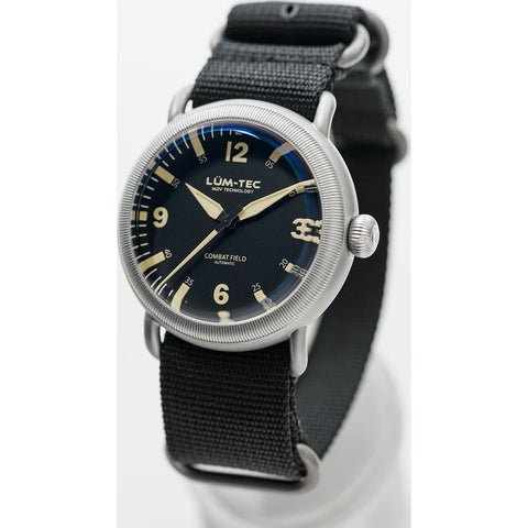 Lum-Tec Combat Field X1 Watch | Nylon Strap LTFX1
