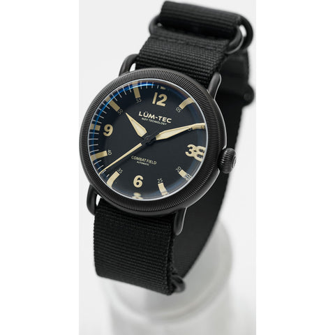 Lum-Tec Combat Field X2 Watch | Nylon Strap LTFX2