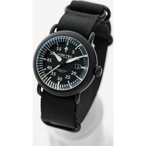 Lum-Tec Combat Field X3 Watch | Nylon Strap LTFX3
