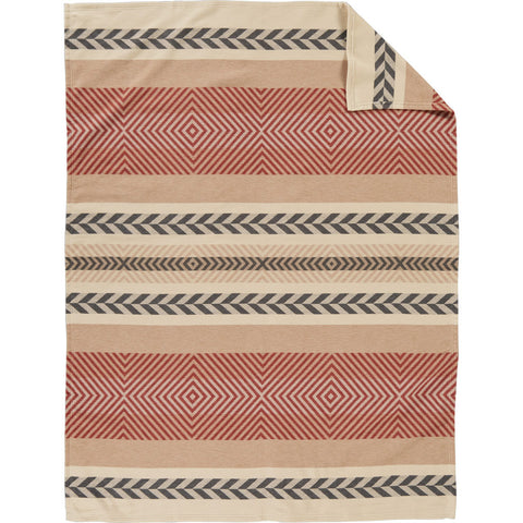 Pendleton Mojave Twill Throw Blanket | Clay XF308-53497