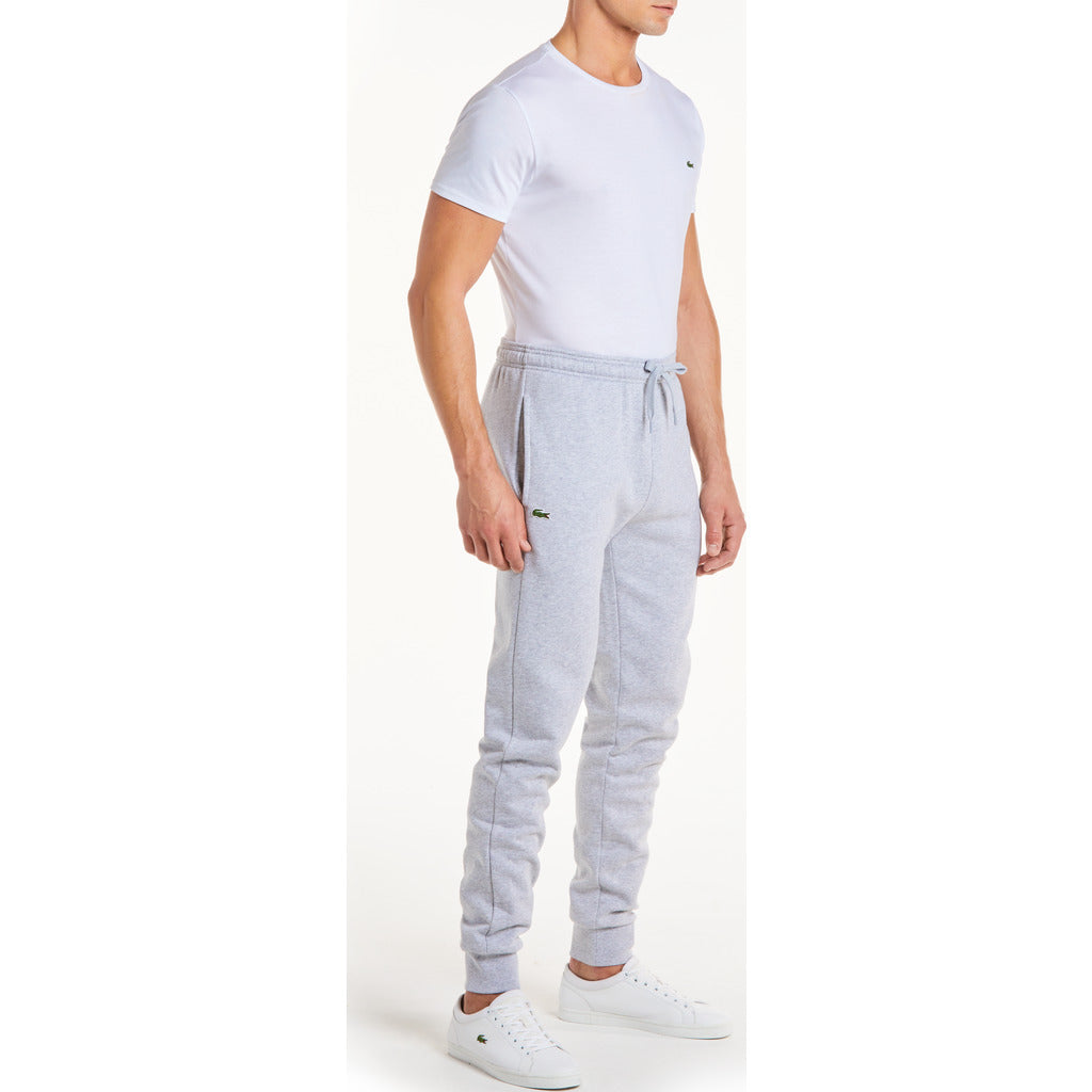 fc544257837e Lacoste Men s Sport Cotton Fleece Tennis Sweatpants - Sportique