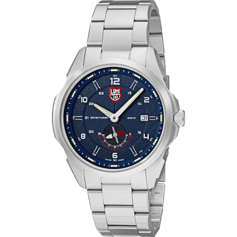 Luminox Atacama Adventurer Blue / White Watch 1764 | 42mm