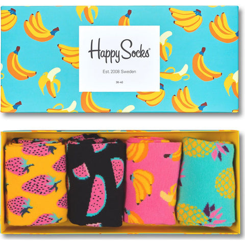 Happy Socks Fruit Sock Gift Box | Assorted