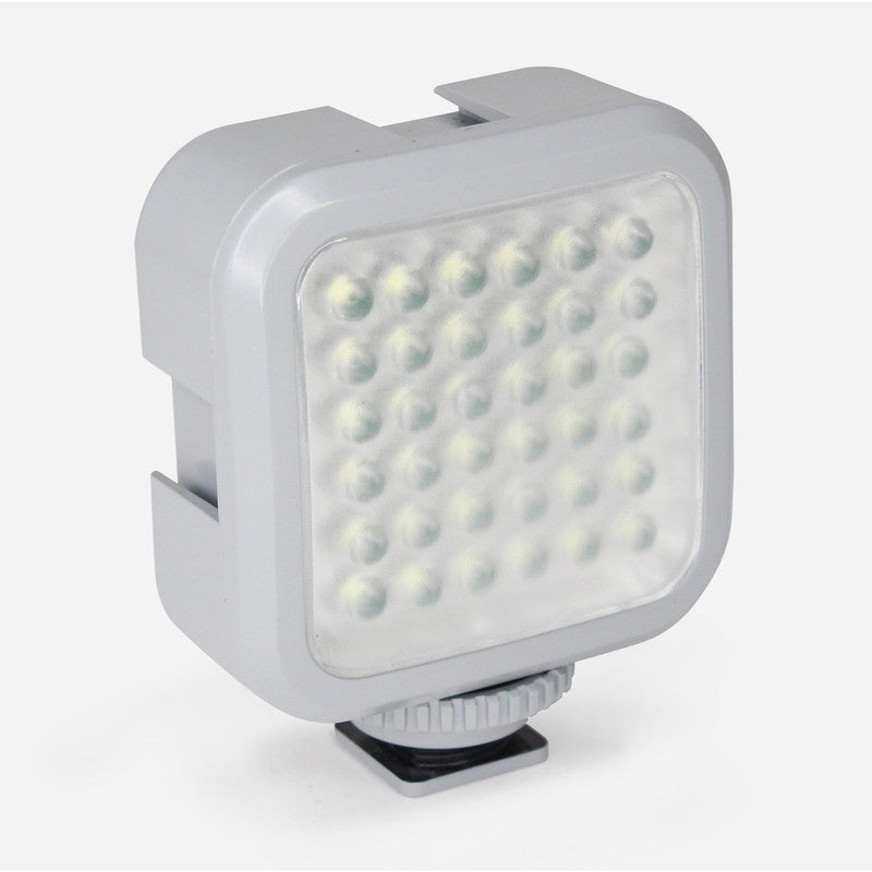 XSories XShine Portable LED Light Kit | Silver