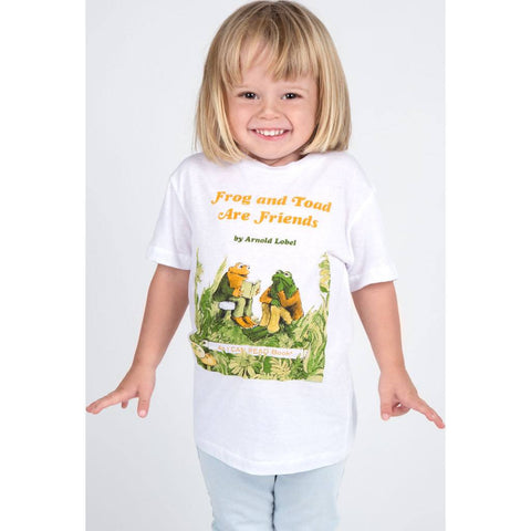 Out of Print Frog And Toad Are Friends Kid's T-Shirt | Y-1008 8 Yr