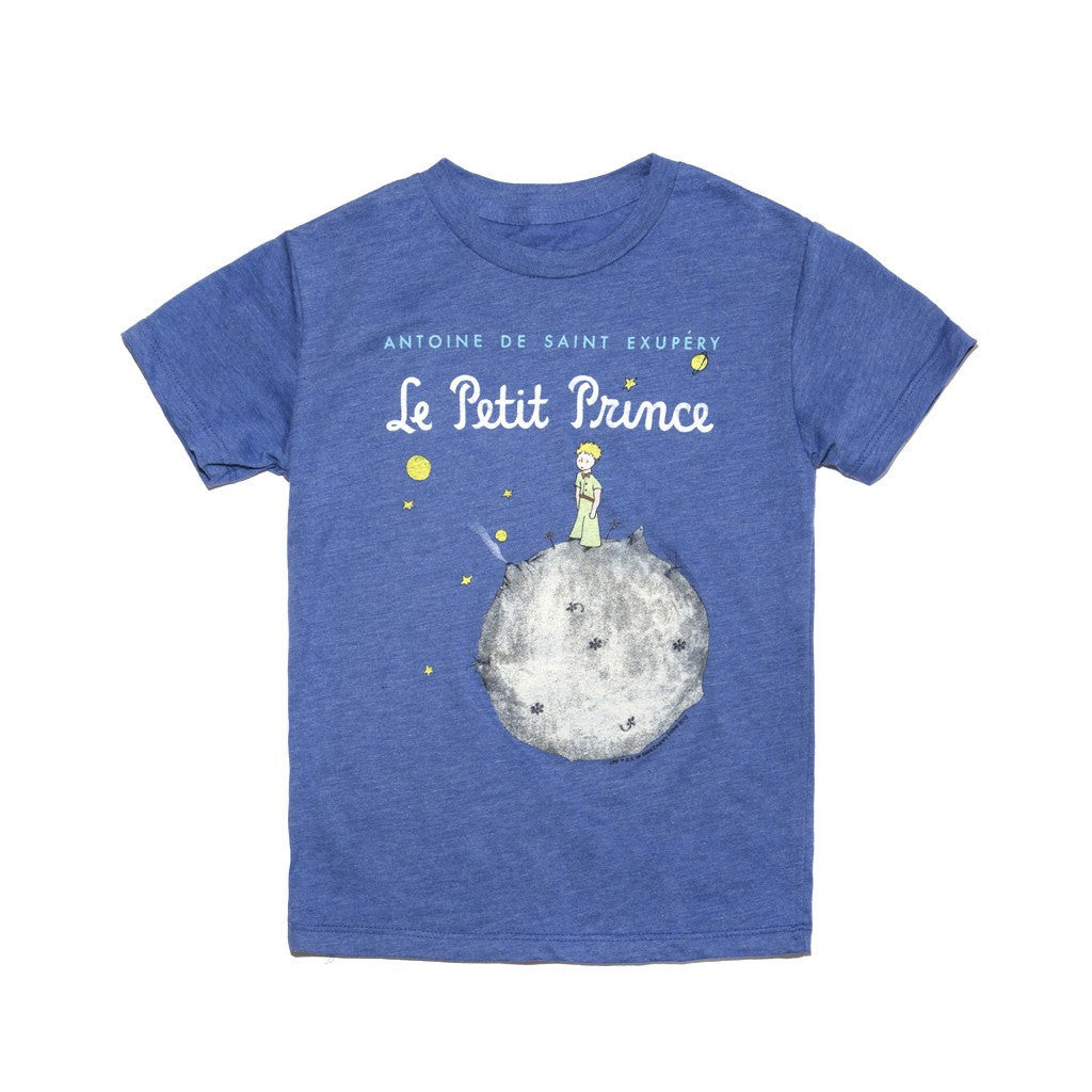 Out of Print The Little Prince Kid's T-Shirt | Blue Y-1029