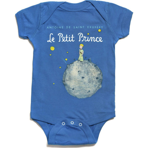 Out of Print The Little Prince Baby Onesie | Y-5004 6 Months