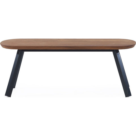 RS Barcelona You & Me Bench 120 | Black BYM12-2