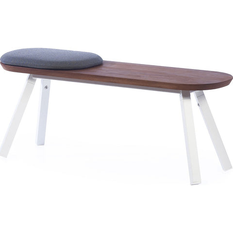 RS Barcelona You & Me Bench 120 | White BYM12-1
