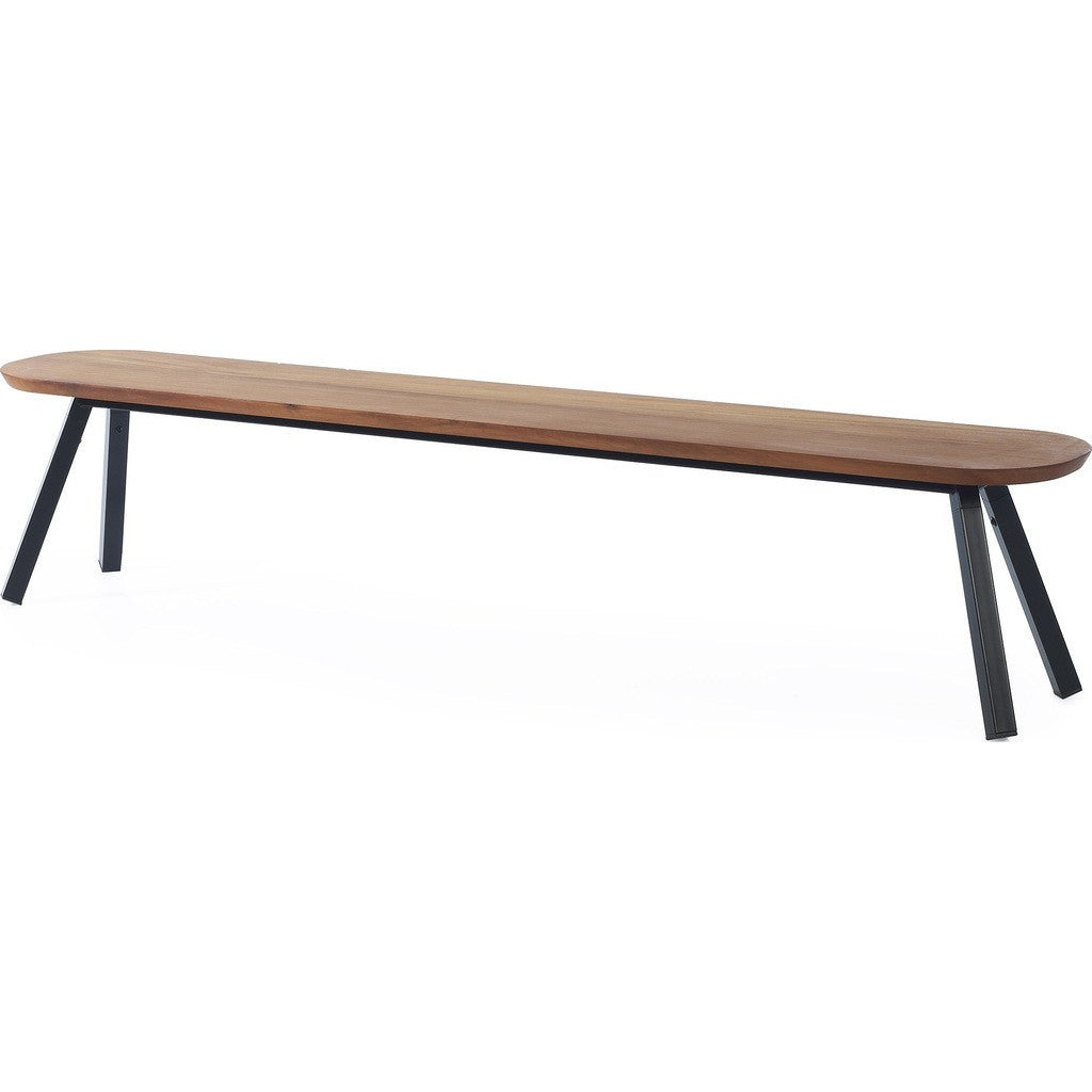 RS Barcelona You & Me Bench 220 | Black BYM22-2