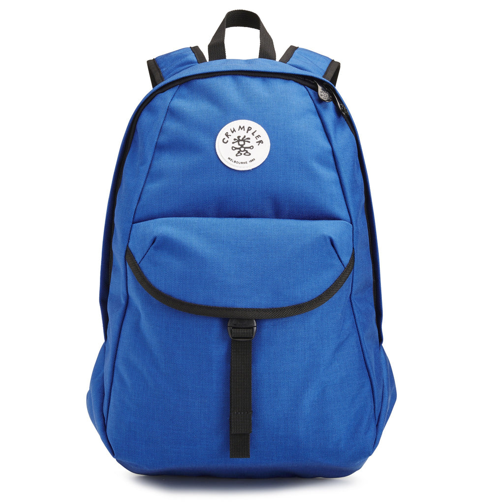 Crumpler Yee Ross Laptop Backpack | Royal Blue YRS003-U07G40