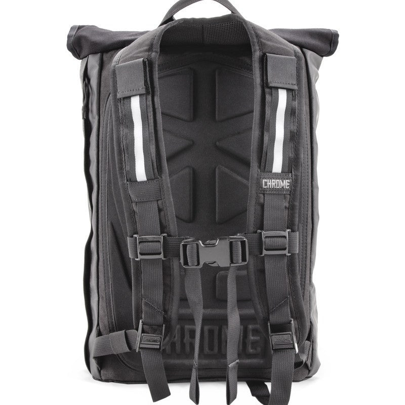 Chrome Yalta Rolltop Backpack | Night