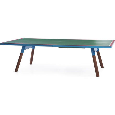 RS Barcelona You & Me Standard Zuzunaga Ping Pong Table | Green