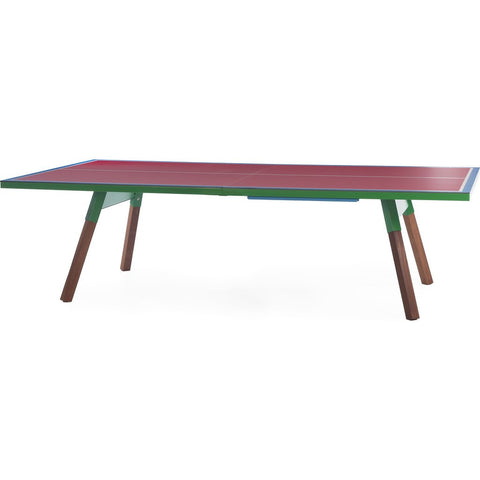RS Barcelona You & Me Standard Zuzunaga Ping Pong Table | Pink