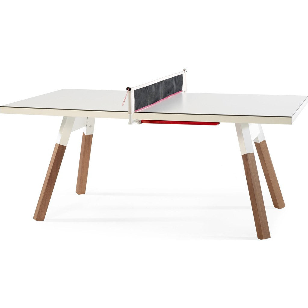 Incroyable ... RS Barcelona You U0026 Me 180 Ping Pong Table | White ...