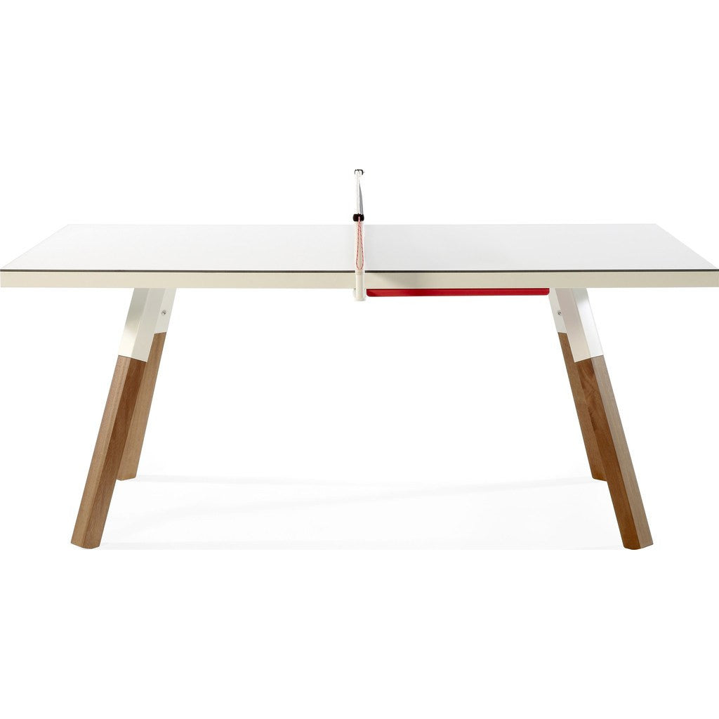 RS Barcelona You & Me 180 Ping Pong Table | White