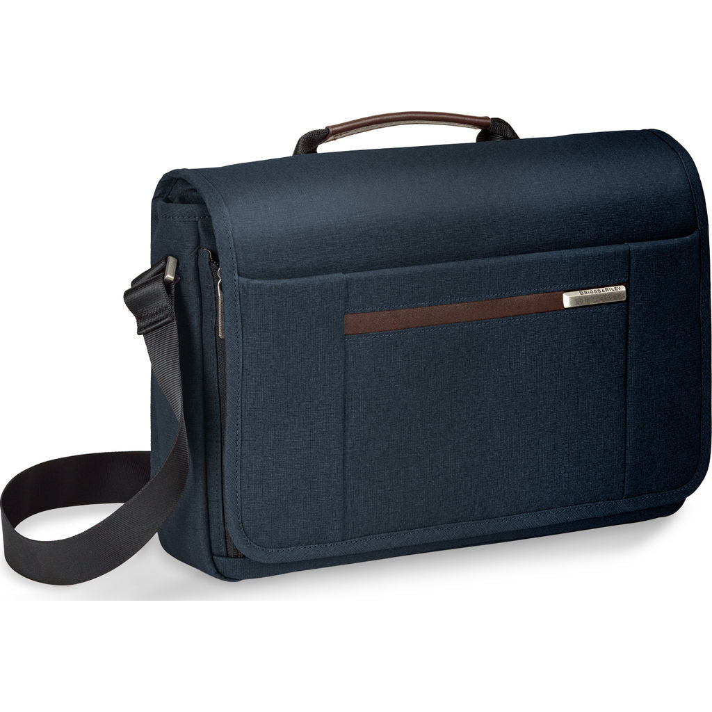 Briggs & Riley Micro Messenger Bag | Navy