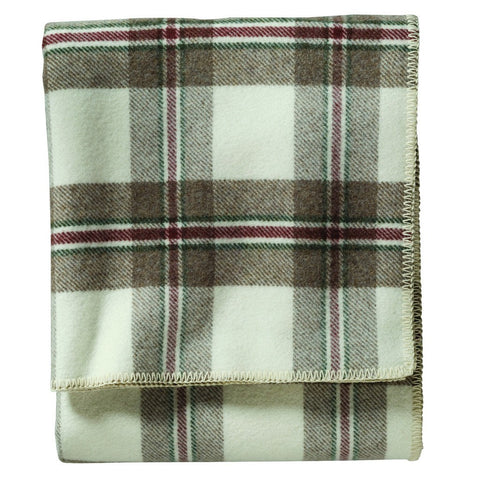 Pendleton Eco-Wise Wool Queen Bed Blanket | Multi Plaid ZA174-52808