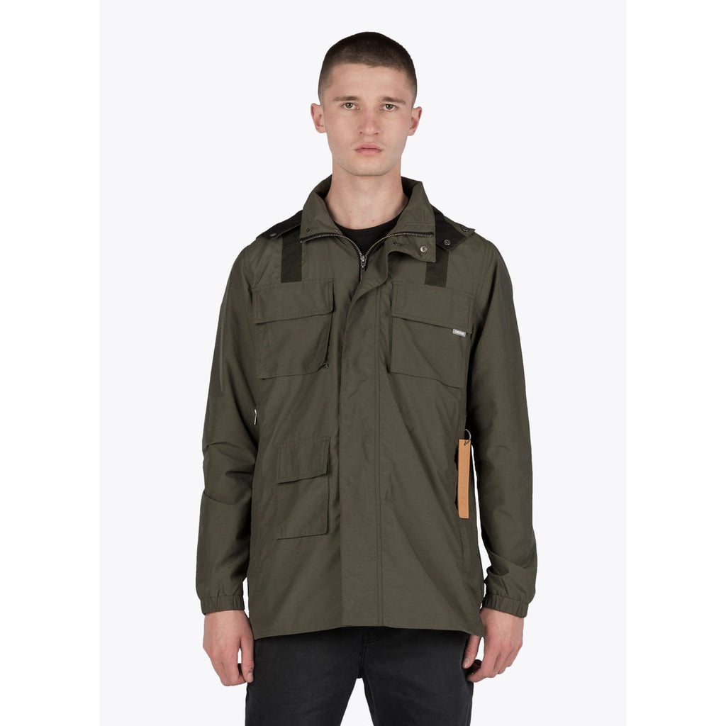 Zanerobe Men's Utility Jacket | Military 507PRE