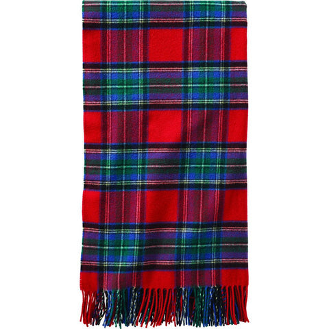 Pendleton 5Th Avenue Throw | Red Stewart ZB296