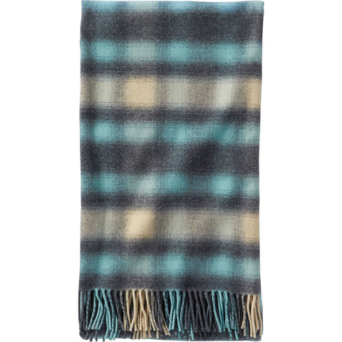 Pendleton 5th Avenue Throw Blanket | Ocean Ombre- ZB296 53405