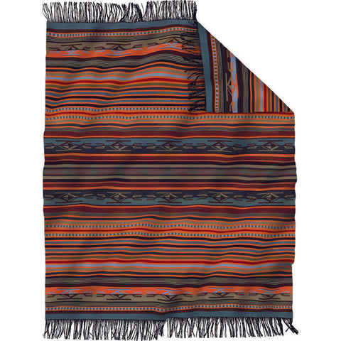 Pendleton Chimayo Throw Blanket | Adobe Canyon- ZF646 52240