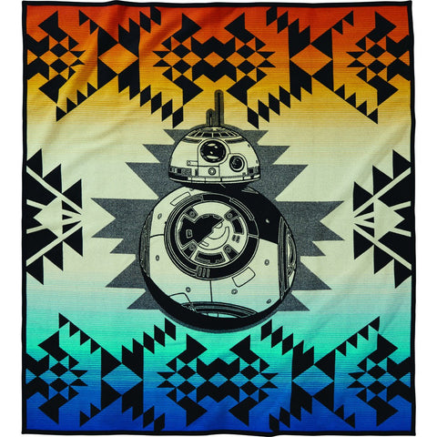 Pendleton Star Wars The Force Awakens Blanket | BB-8 -ZK977-53377