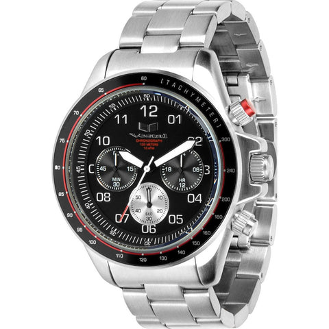 Vestal Zr-2 Watch | Silver/Black ZR2020